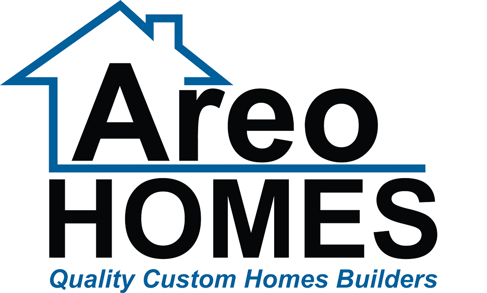 Areo Homes Logo, Homes in West Haven Park. Homebuilder.