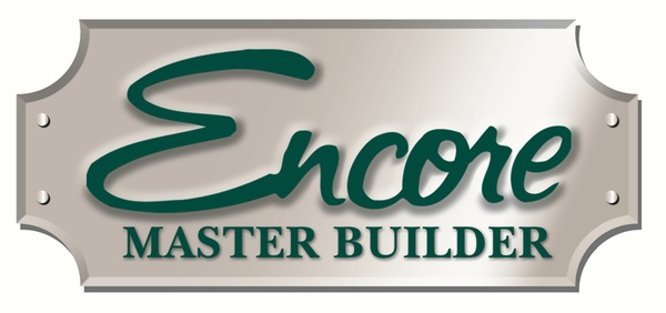 Encore Master Builder Logo, Homes in West Haven Park. Homebuilder.
