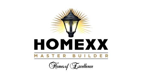 Homexx Master Builder Logo, Homes in West Haven Park. Homebuilder.